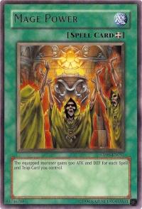 Mage Power - SDSC-EN027 - Common - Unlimited Edition