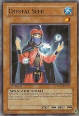 Crystal Seer - SDSC-EN017 - Common - Unlimited Edition