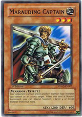 Marauding Captain - SDWS-EN007 - Common - Unlimited Edition