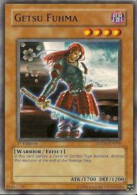 Getsu Fuhma - SDZW-EN010 - Common - Unlimited Edition