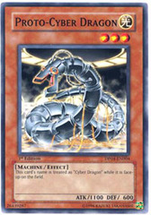 Proto-Cyber Dragon - DP04-EN004 - Common - Unlimited Edition