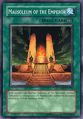 Mausoleum of the Emperor - SDRL-EN031 - Common - Unlimited Edition