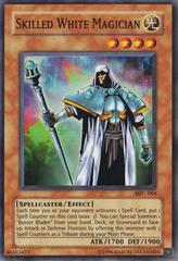 Skilled White Magician - MFC-064 - Super Rare - Unlimited Edition