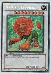 Naturia Leodrake - HA02-EN058 - Secret Rare - Unlimited Edition