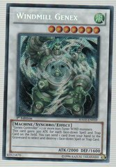 Windmill Genex - HA02-EN059 - Secret Rare - Unlimited Edition