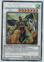 Mist Valley Thunder Lord - HA02-EN060 - Secret Rare - Unlimited Edition