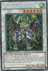 Psychic Nightmare - DREV-EN085 - Secret Rare - Unlimited Edition