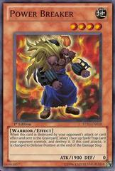 Power Breaker - STBL-EN010 - Super Rare - Unlimited Edition