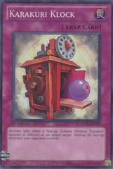 Karakuri Klock - STBL-EN072 - Super Rare - Unlimited Edition