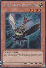 The Fabled Rubyruda - STBL-EN096 - Secret Rare - Unlimited Edition