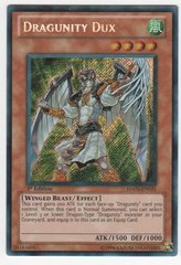 Dragunity Dux - HA03-EN031 - Secret Rare - Unlimited Edition