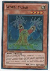 Worm Yagan - HA03-EN055 - Super Rare - Unlimited Edition
