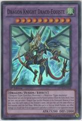 Dragon Knight Draco-Equiste - DP10-EN016 - Super Rare - Unlimited Edition