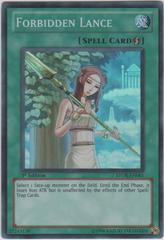 Forbidden Lance - STOR-EN061 - Super Rare - Unlimited Edition