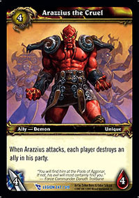 Arazzius the Cruel