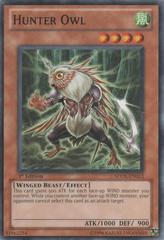 Hunter Owl - SDDL-EN013 - Common - Unlimited Edition