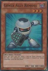 Genex Ally Remote - HA04-EN001 - Super Rare - Unlimited Edition