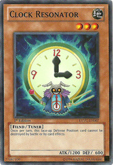 Clock Resonator - EXVC-EN007 - Common - Unlimited Edition on Channel Fireball