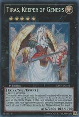 Tiras, Keeper of Genesis - GENF-EN044 - Secret Rare - Unlimited Edition
