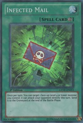 Infected Mail - GENF-EN051 - Super Rare - Unlimited Edition