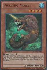 Piercing Moray - GENF-EN082 - Ultra Rare - Unlimited Edition
