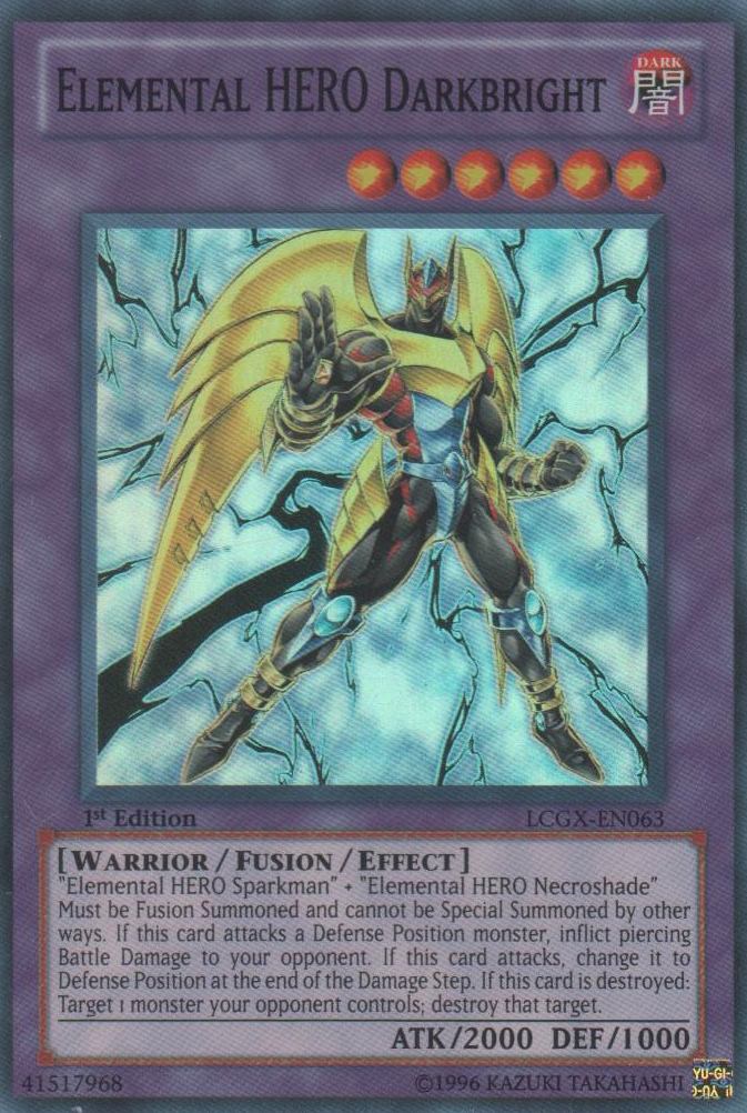 Destiny Hero  Dasher  LCGX-EN131 Common YuGiOh Cards