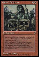 Goblin War Drums (Jeff A. Menges)