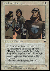 Icatian Infantry (Shuler)