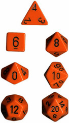 34mm Opaque d20 Orange / Black - XQ2003
