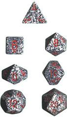 Granite Speckled d8 - PS0830