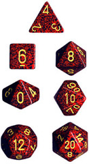 34mm Speckled d20 Mercury - XS2079