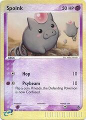 Spoink - 74/97 - Common - Reverse Holo