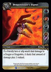 Dragonslayer's Signet