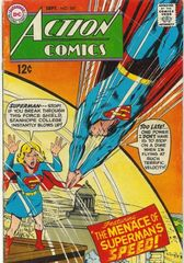 Action Comics 367 Mysteries Of The Superman Awards
