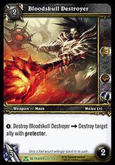 Bloodskull Destroyer