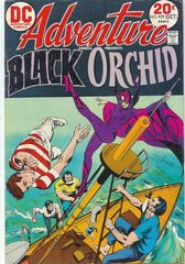 Adventure Comics Vol. 1 429 Challenge To The Black Orchid