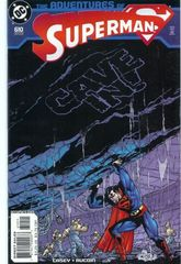 The Adventures Of Superman 610 Small Perceptions