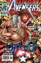 The Avengers Vol. 2 1 A Awaken The Thunder!