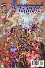 The Avengers Vol. 2 9 Shadowbox