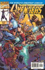 The Avengers Vol. 2 10 Shadow War