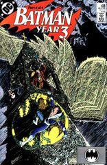 Batman 439 Batman Year 3 Chapter Four: Resolutions