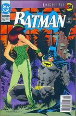 Batman 495 Knightfall Part 7: Strange Bedfellows
