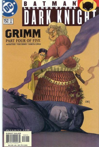 Batman: Legends Of The Dark Knight 152 Grimm Part 4: Fairy Tales