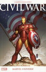 Civil War - Marvel Universe