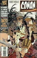 Conan (Marvel Comics 95 96) 1 Song Of The Death Pits!