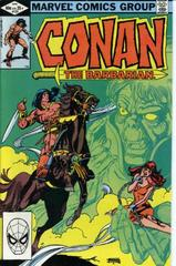 Conan The Barbarian Vol. 1 133 The Withch Of Windsor