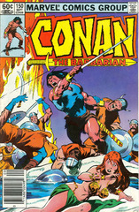 Conan The Barbarian Vol. 1 150 Tower Of Flame