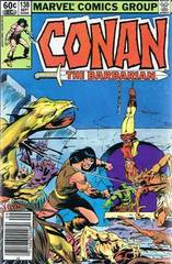 Conan The Barbarian Vol. 1 138 Isle Of The Dead
