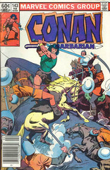 Conan The Barbarian Vol. 1 143 Life Among The Dead
