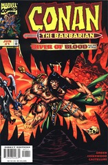 Conan: River Of Blood 1